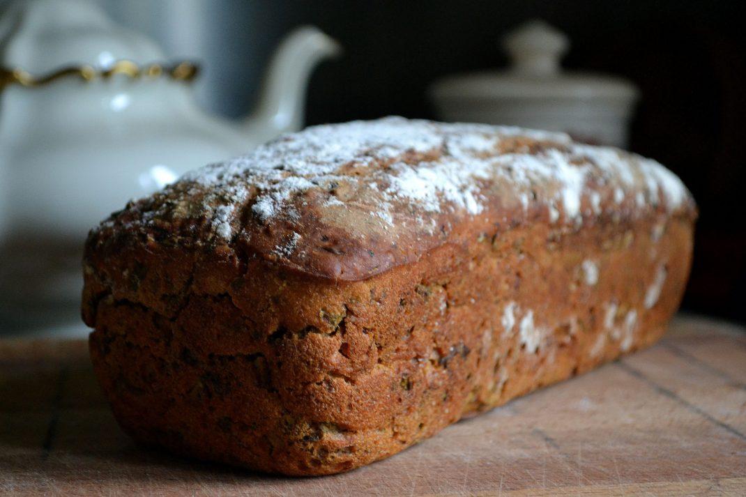Det färdiggräddade brödet har lång hållbarhet.