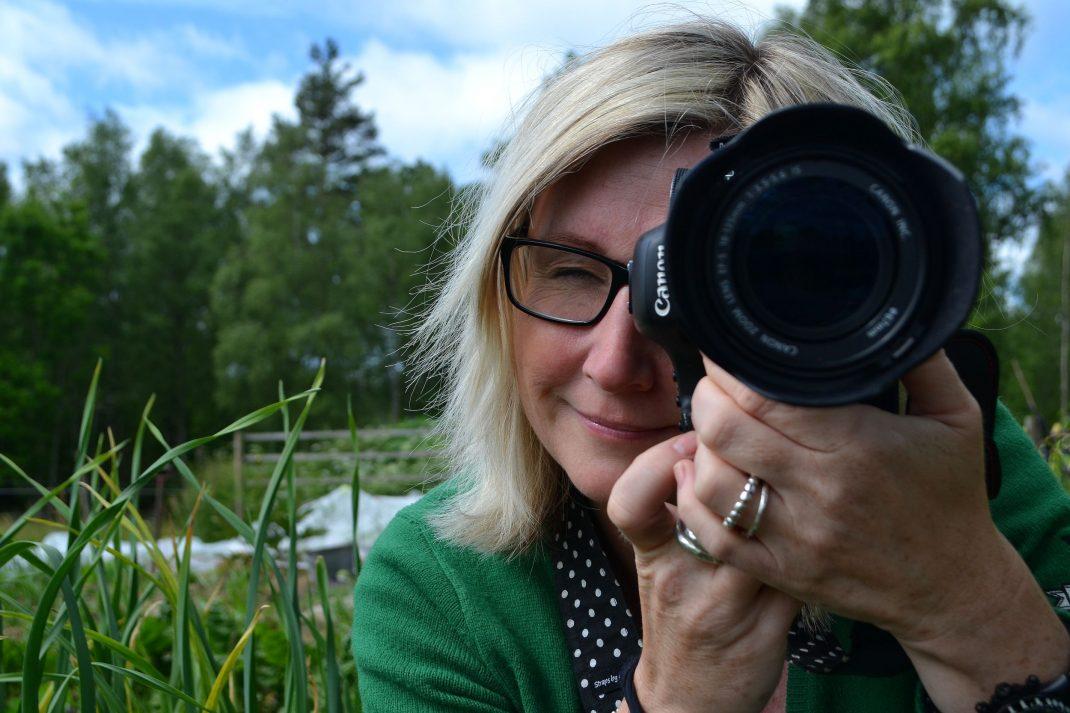 Maria Fors Östberg är skribent och fotograf.