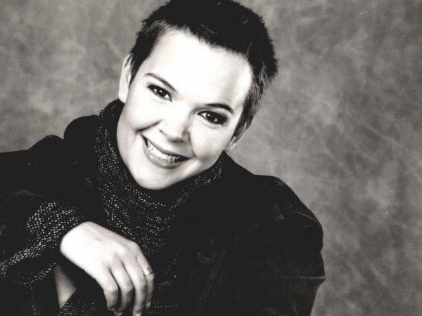Porträttbild på Sara