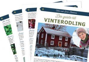 Smakprov på guide om vinterodling
