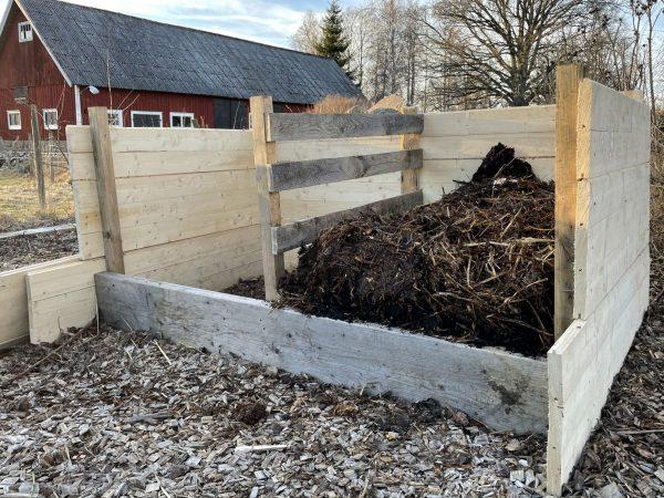 Kompost utan front.